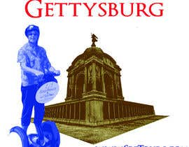 #105 para T-shirt Design for Segway Tours of Gettysburg por Gonherdesign