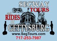 T-shirt Design for Segway Tours of Gettysburg için Graphic Design104 No.lu Yarışma Girdisi