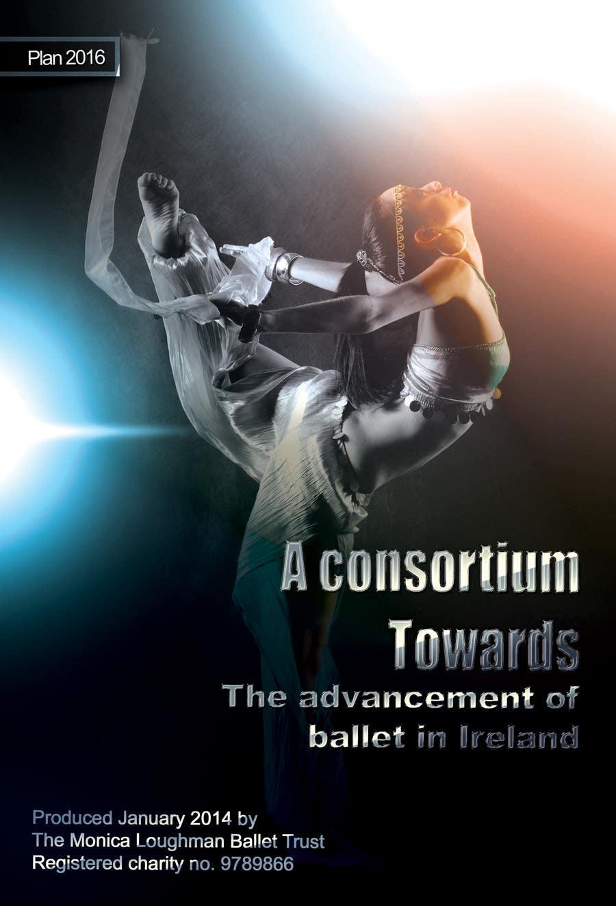 Proposition n°10 du concours Design a Brochure for investors