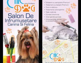 #46 for Pet Grooming Salon New Flyer Design by amcgabeykoon