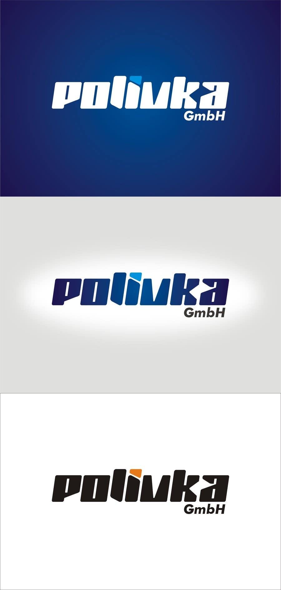 Penyertaan Peraduan #245 untuk Design a Logo for Polivka GmbH