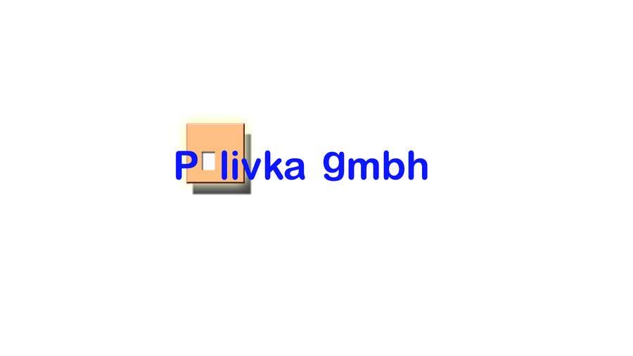 Penyertaan Peraduan #185 untuk Design a Logo for Polivka GmbH