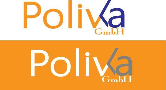 Penyertaan Peraduan #357 untuk Design a Logo for Polivka GmbH