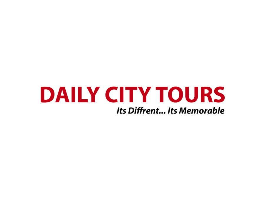 Inscrição nº 341 do Concurso para Slogan Project - City tour.