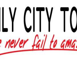 nº 81 pour Slogan Project - City tour. par RodriguezRV