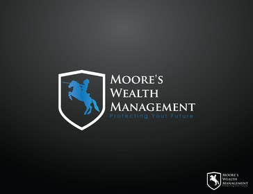 #10 para Re-Design a Logo for Moore's Wealth Management por iffikhan