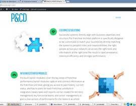 Nro 5 kilpailuun Create an alternative layout for a wordpress page käyttäjältä ahmedhikal