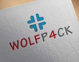 malas55 tarafından WOLFP4CK Logo Design için no 53