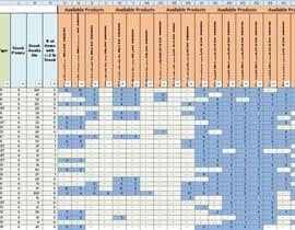 Nro 25 kilpailuun 2 excel documents merging into one käyttäjältä silecdon