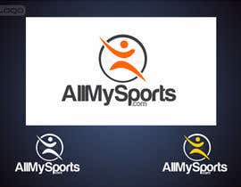 #187 untuk Logo Design for sports Social website oleh ulogo