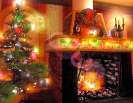 nº 8 pour Create Animated 3D Christmas Scene - Example Provided par marcelog4