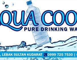 Nro 11 kilpailuun Design a Banner for our water refilling business käyttäjältä Biayi81