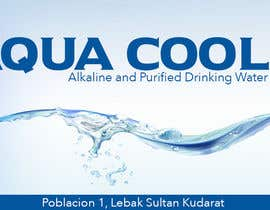 #10 for Design a Banner for our water refilling business by jasminmaurice