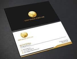 dnoman20 tarafından Design of Business Cards and Letterhead for GDM Global (FZC) Ltd için no 44