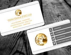 Nro 40 kilpailuun Design of Business Cards and Letterhead for GDM Global (FZC) Ltd käyttäjältä smjahids24