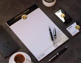 Nro 8 kilpailuun Design of Business Cards and Letterhead for GDM Global (FZC) Ltd käyttäjältä MohamedBoshy