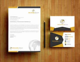 Nro 23 kilpailuun Design of Business Cards and Letterhead for GDM Global (FZC) Ltd käyttäjältä websiterr