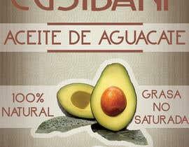#22 cho Etiqueta para botella de aceite de aguacate. bởi matiasdemti