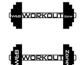 Nro 6 kilpailuun Zaprojektuj logo dla portalu webworkoutzone.com käyttäjältä VectoDesign