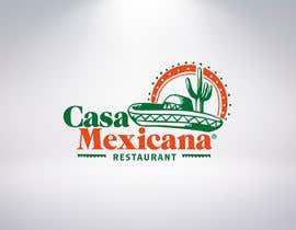 #13 untuk logo para pequeño restaurante mexicano oleh gabrielmirandha