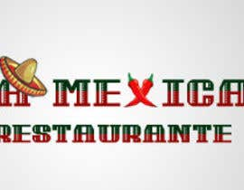 #6 for logo para pequeño restaurante mexicano by klaudianunez