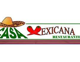 #14 untuk logo para pequeño restaurante mexicano oleh victoriaortiz