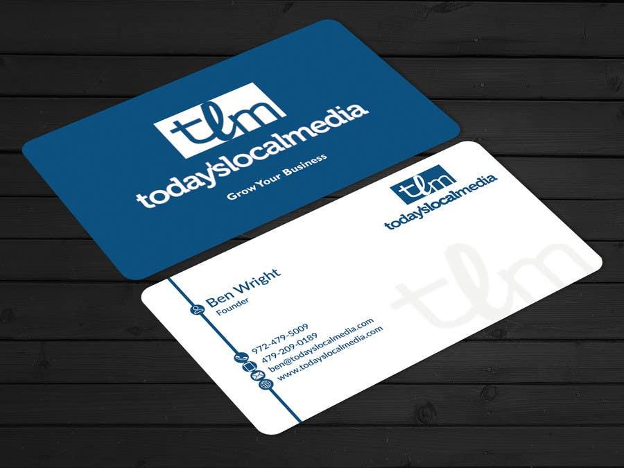 Entry 78 By Raptor07 For Design Some Business Cards For Digital