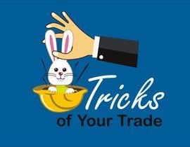 """Nro 9 kilpailuun logo """"Tricks of Your Trade"""" käyttäjältä dulhanindi"""