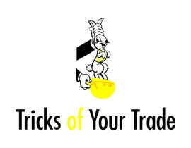 """Nro 6 kilpailuun logo """"Tricks of Your Trade"""" käyttäjältä ahmedrazamag313"""