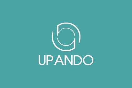 #515 untuk Design a Logo for a Digital Goods Marketplace called Upando oleh kk58