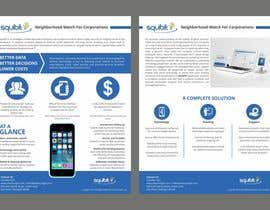 Nro 19 kilpailuun Startup Sell Sheet käyttäjältä sudipduttakol