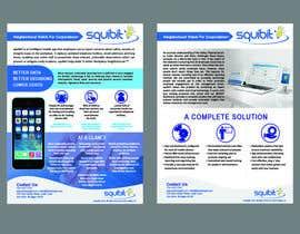 Nro 23 kilpailuun Startup Sell Sheet käyttäjältä zerographics