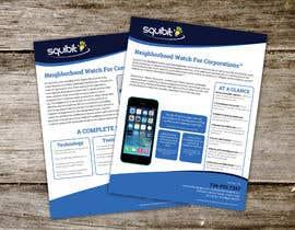 Nro 31 kilpailuun Startup Sell Sheet käyttäjältä cr8iveguru