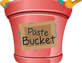 nº 64 pour Designa en logo for PasteBucket par PiotrZimniak