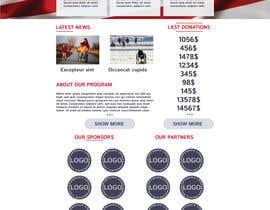 vad1mich tarafından Design a Website Mockup için no 22