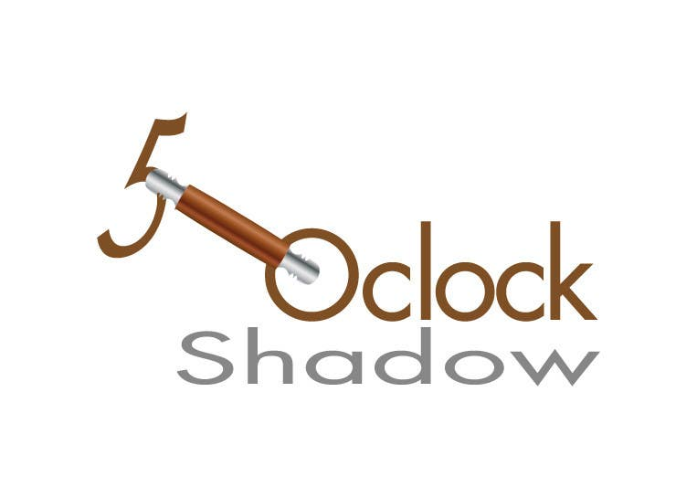 #13 for Design a Logo and banner for 5 Oclock Shadow by popica1