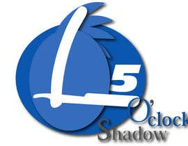 #14 for Design a Logo and banner for 5 Oclock Shadow by nemanjasilva