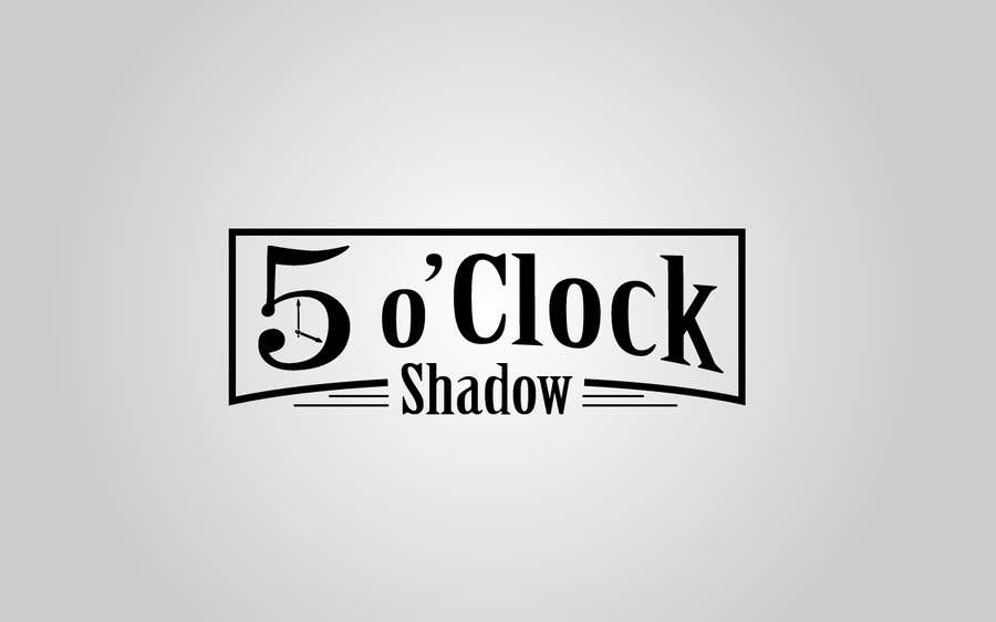#7 for Design a Logo and banner for 5 Oclock Shadow by BiancaN