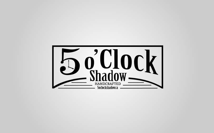 #20 for Design a Logo and banner for 5 Oclock Shadow by BiancaN