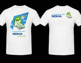 #19 untuk Design a T-Shirt for THE INTERN BUSINESS REALITY SHOW oleh cdinesh008