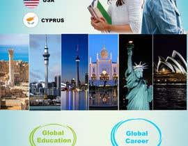 Nro 9 kilpailuun Design a Banner for an overseas education and immigration company käyttäjältä amdisenador