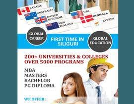Nro 11 kilpailuun Design a Banner for an overseas education and immigration company käyttäjältä paramsandhu