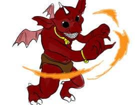 Nro 5 kilpailuun Illustrate a Little Devil käyttäjältä mudjib