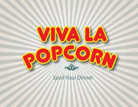 #53 for Design a Logo for a Fun online Popcorn Store! by Bobbyjazz