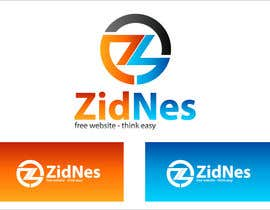 #75 for Design a Logo for zidnes by Asifrbraj