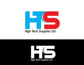 ffarukhossan10 tarafından Design a Logo for High Tech Supplier Ltd için no 4