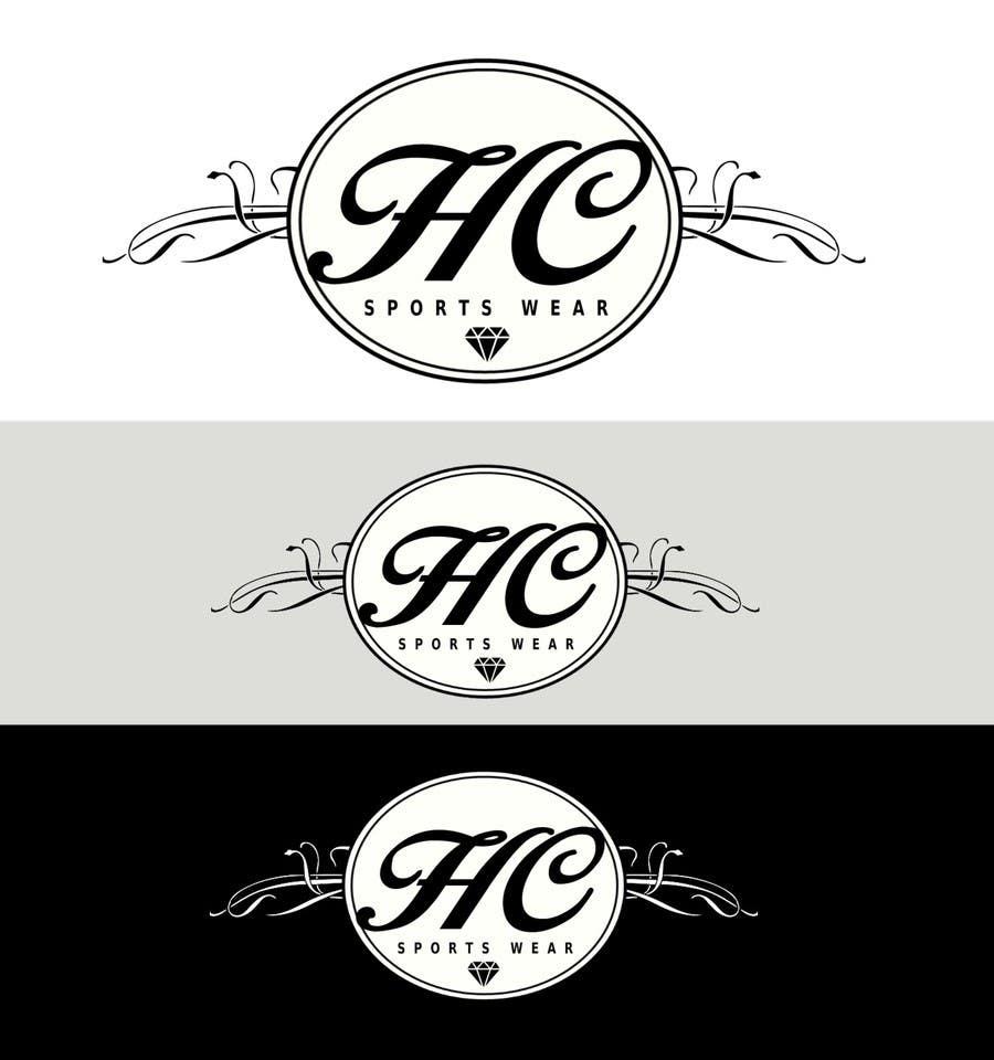 Bài tham dự cuộc thi #94 cho Logo HC needed for T-Shirt +CAP