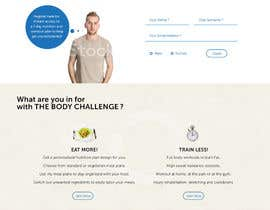 inor tarafından Design a Website Mockup için no 15