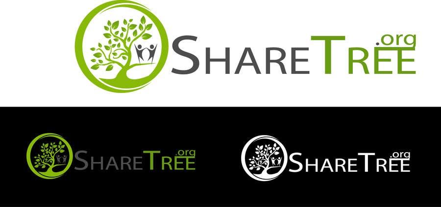 Inscrição nº 143 do Concurso para Design a Logo for ShareTree.org