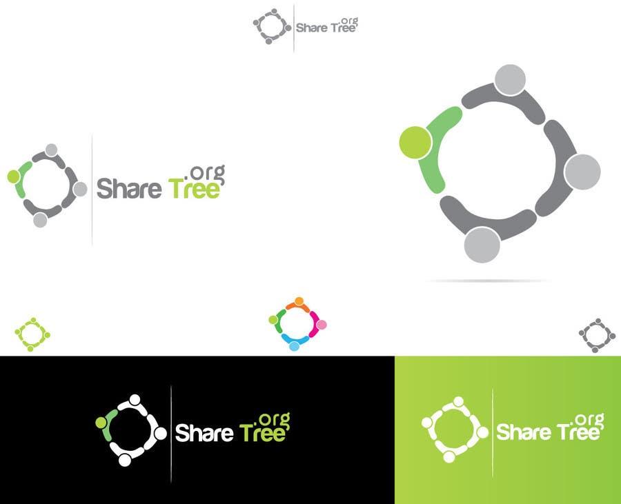 Inscrição nº 215 do Concurso para Design a Logo for ShareTree.org